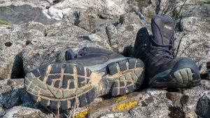 mit Schuh