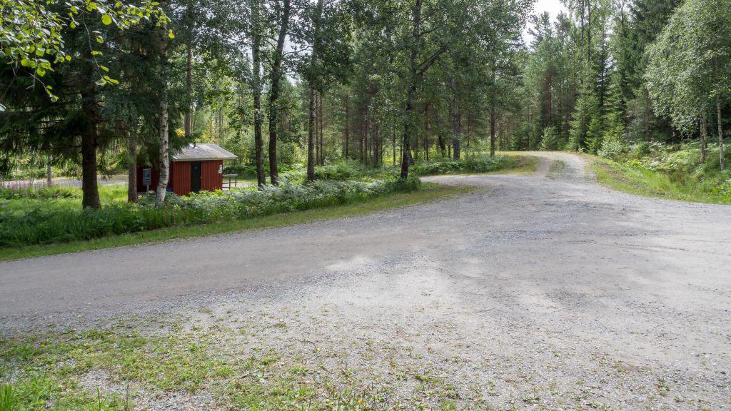 Parkplatz Tresticklan