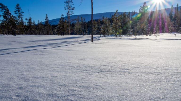Fulufjäll Winter 2