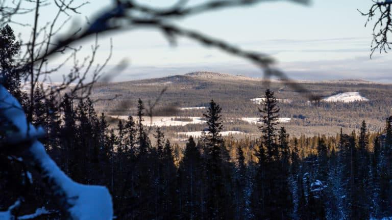Fulufjäll Winter 8