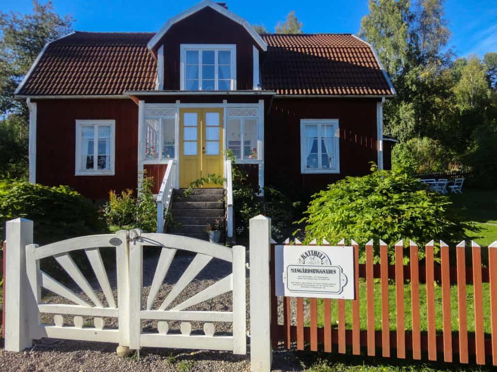 Haupthaus Katthult