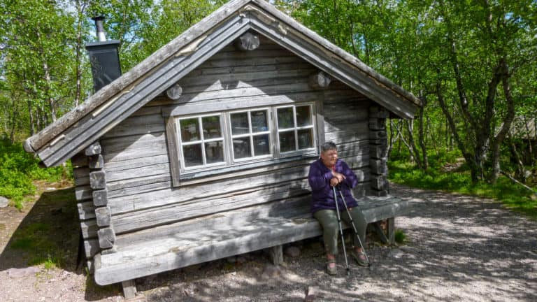 Schutzhütte Fulufjället