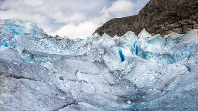 Nigardsbreen Gletscher 3