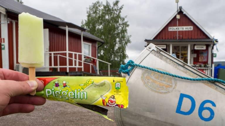 Piggelin Eis