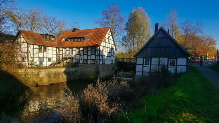 Wassermühle Ladbergen 2