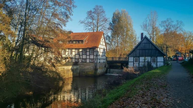 Wassermühle Ladbergen 3