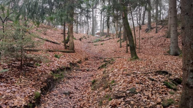 Steilstück Dreikaiserstuhl