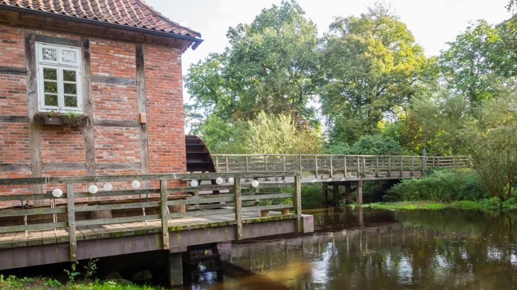 Wassermühle Eitzmühlen 1