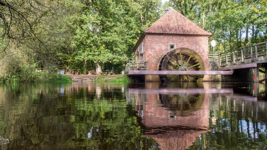 Wassermühle Eitzmühlen 2