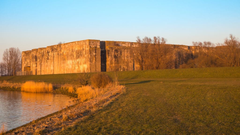 Bunker Valentin 9