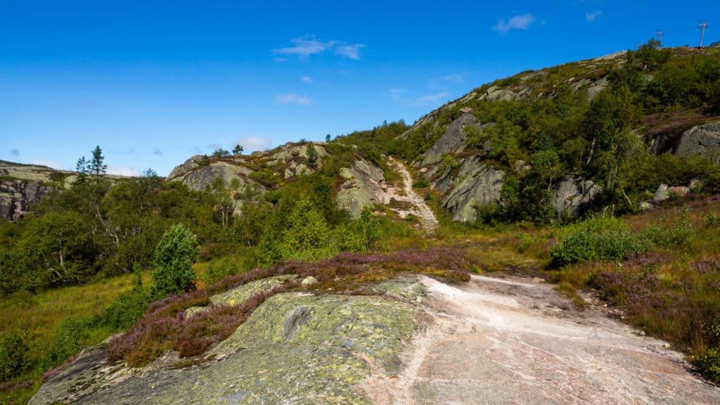 Hiking Trail Bortelid 1