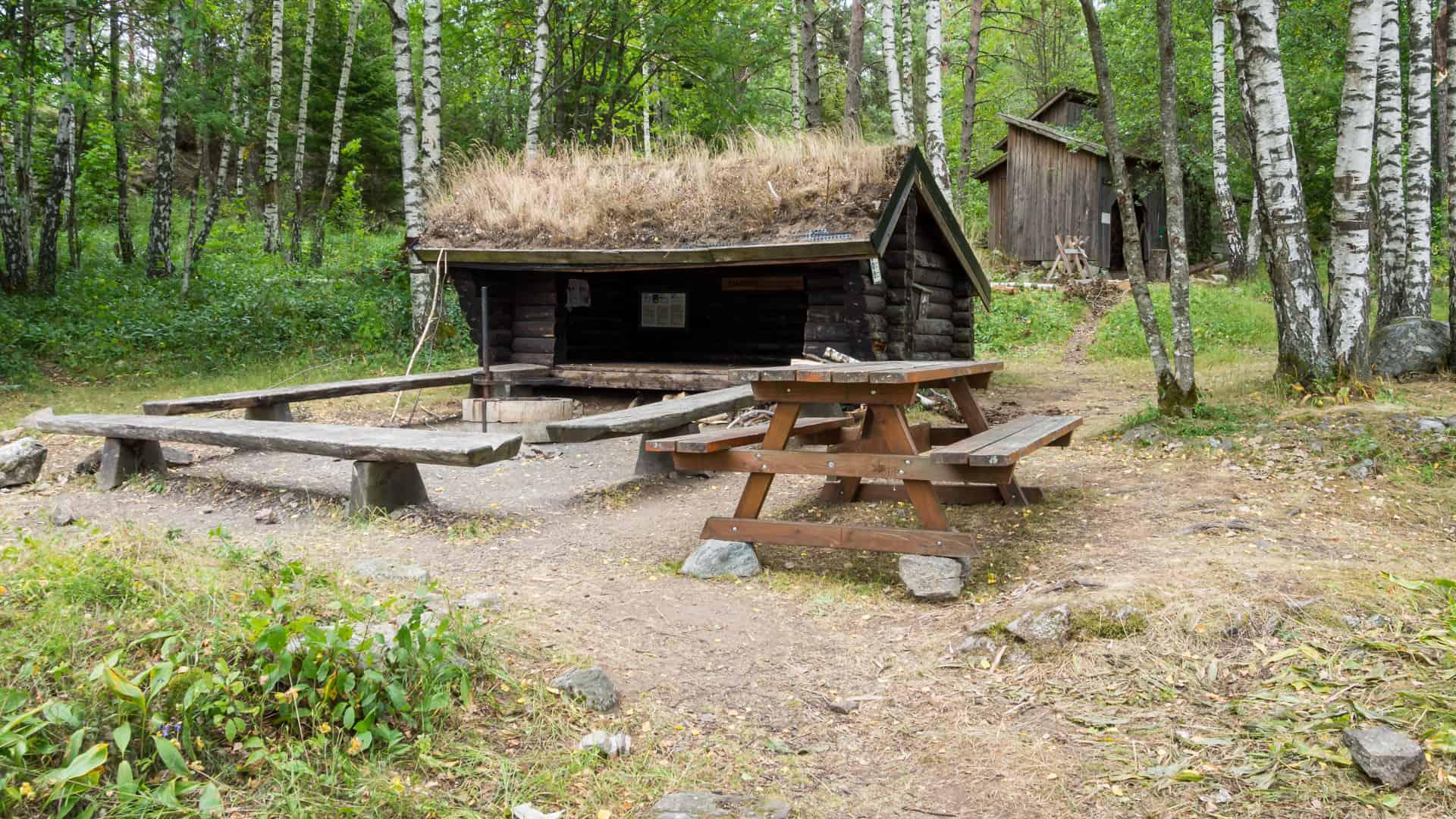 Lagerplatz 5 Furustad - Stora Le