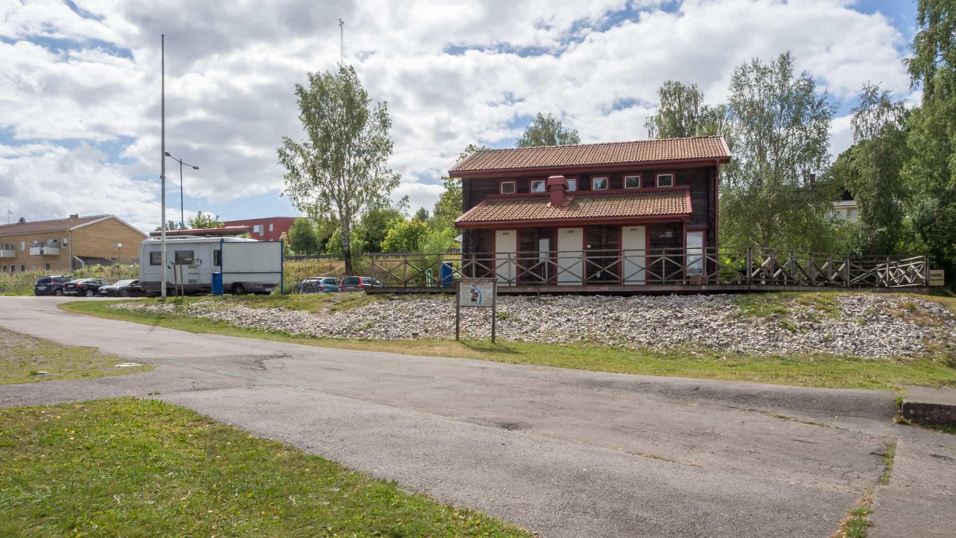 Touristeninfo in Bengtsfors